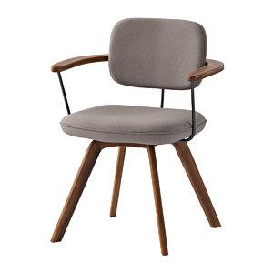 3D soren chair model
