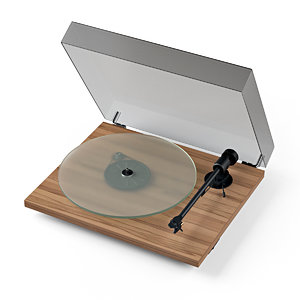 3D t1 turntable pro-ject model