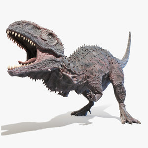rajasaurus 3D