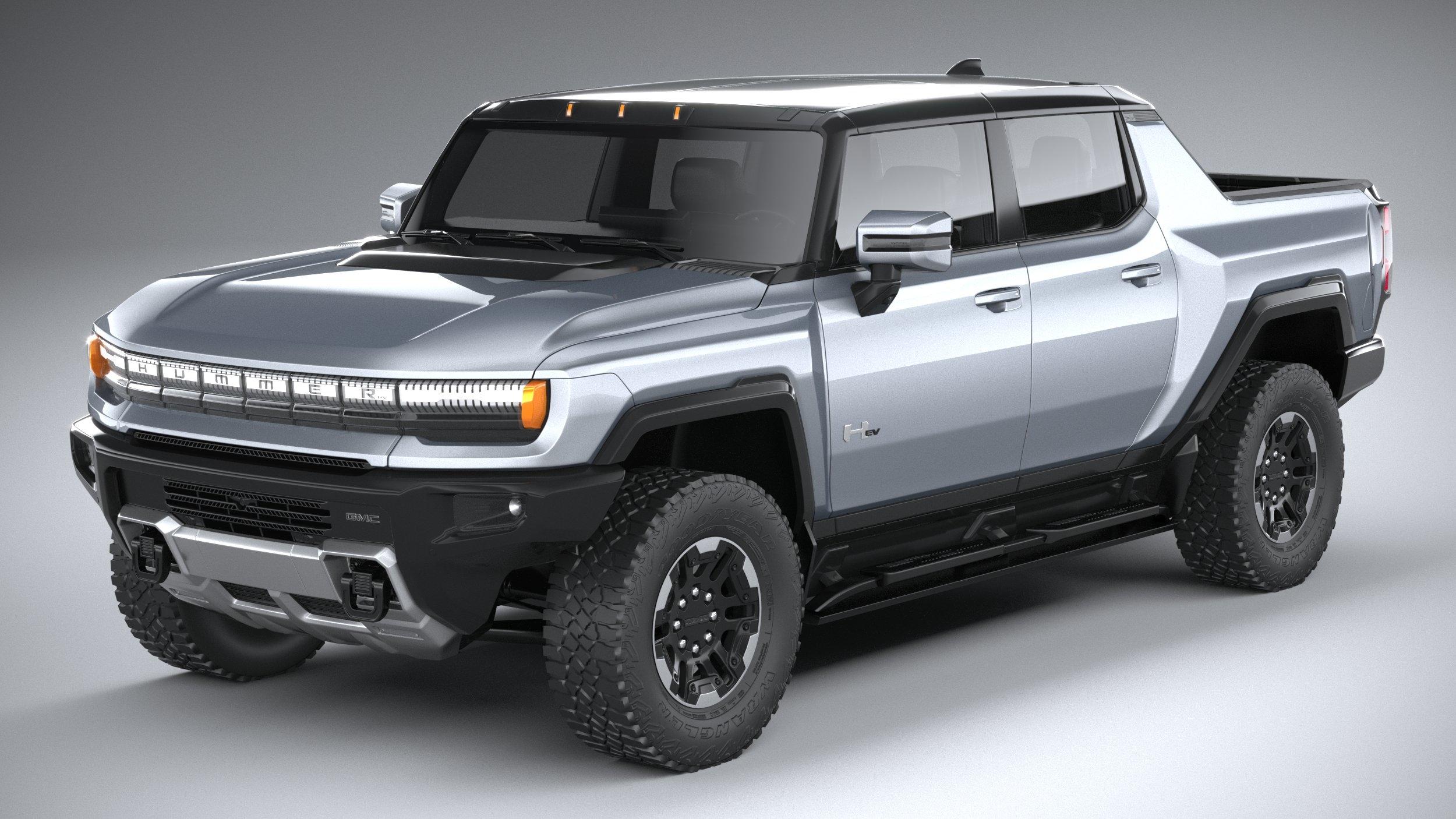 GMC Denali E85 Two-Mode Hybrid Concept