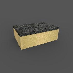 3D dishwashing sponge bonus standart