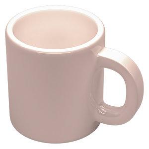 coffee mug coffe cup 3D model