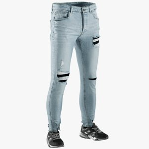 realistic men s jeans 3D model