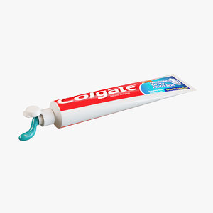 tooth paste v2 3D