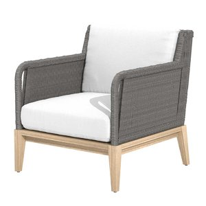 3D chair albion lounge model