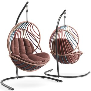 hanging chair 3D model