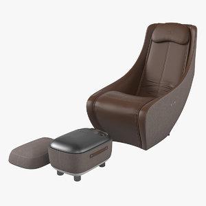 3D bork d632 massage chair