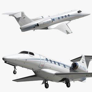 embraer phenom 300 pvb 3D