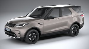 2021 discovery rover 3D model