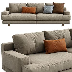 marmont sofa papadatos model