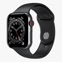 Apple Watch 6  Aluminum Case with Sport Band