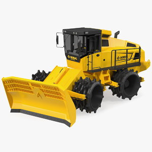 bomag bc 473 rb5 3D