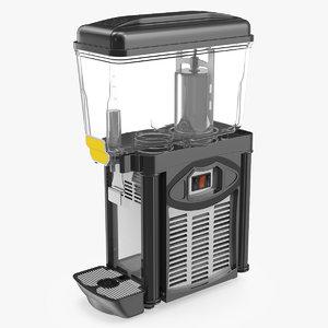 cold dispenser 3D model