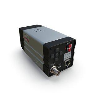 hd integrated camera 3D model