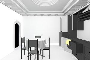 3D kitchen 1