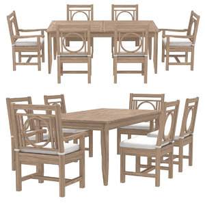 chairs table leagrave model
