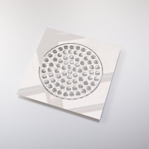 bathroom drain cover 3D model