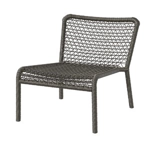 3D model chair avenida lounge