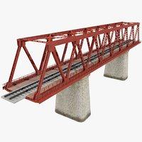 Railway Bridge v1 PBR
