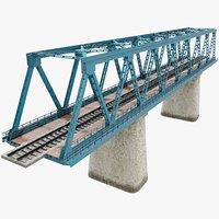 Railway Bridge v2 PBR