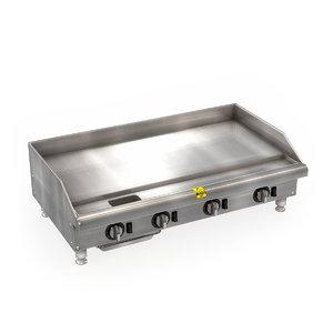 commercial kitchen griddle 3D model