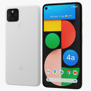 5g mobile phone google 3D