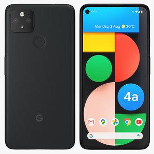 5g mobile phone google 3D model