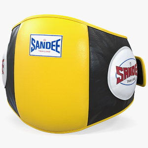 3D sandee velcro belly pad