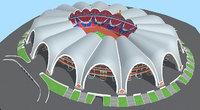 Biggest stadium in the world - Rungrado 1st of May