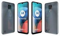 Motorola Moto E7 Mineral Gray