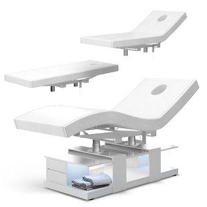 3D massage bed lumina