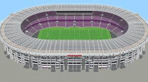 3D old 2 stadium