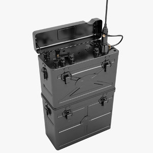 military radio scr-300 model