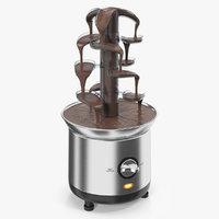 Cascading Chocolate Fountain Machine