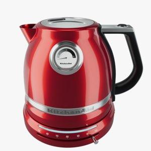 proline kettle 3D model