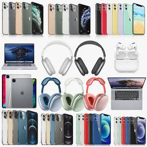 3D apple electronics v2