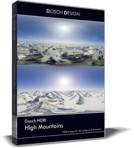 Dosch HDRI - High Mountains