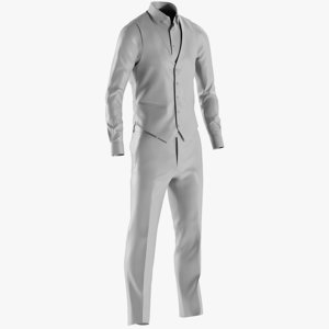 3D mesh men s pants
