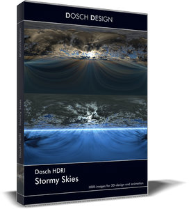 Dosch HDRI - Stormy Skies
