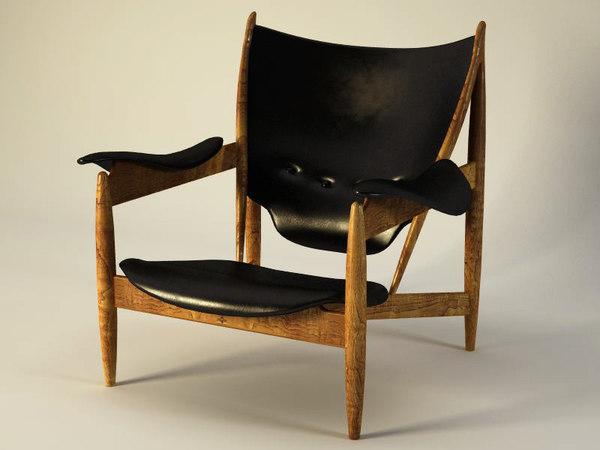 max finn armchair