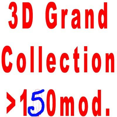 3ds max grand collection