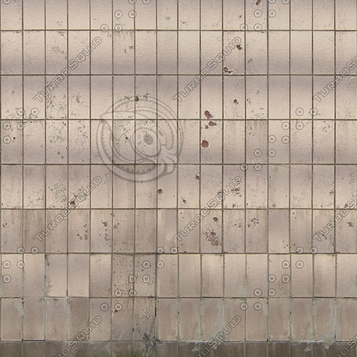 W314 wall tiles weathered