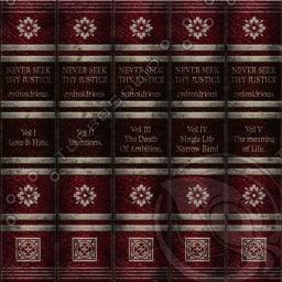 BK02 books texture
