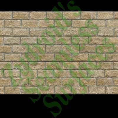 SRF brown concrete stone blocks wall texture