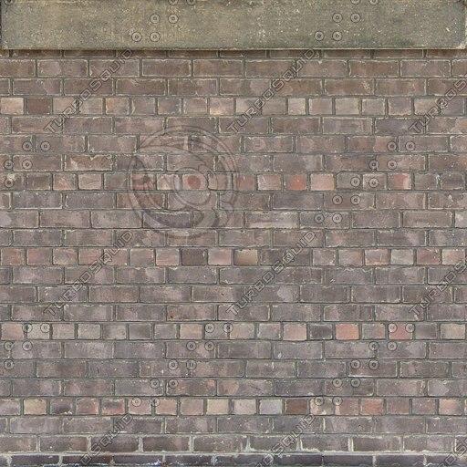 W304 brick wall weathered