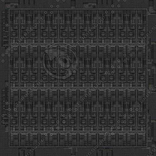 SF037 alien metal texture