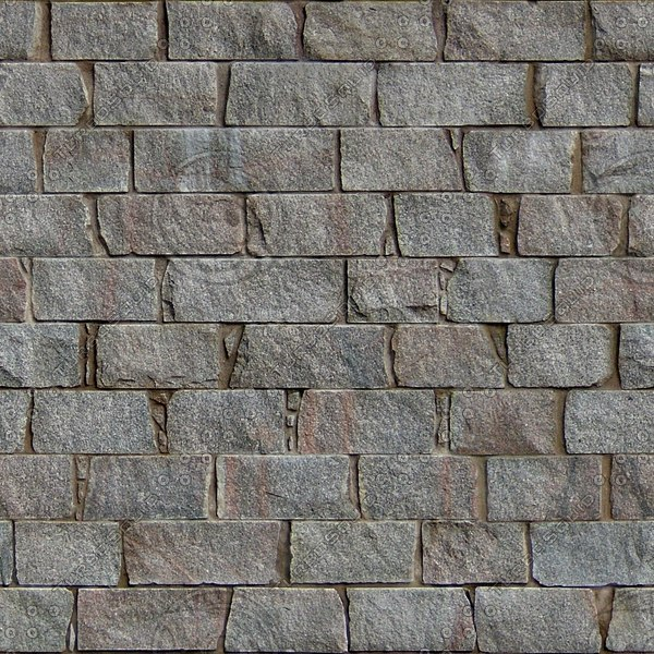 BL146 granite stone blocks texture