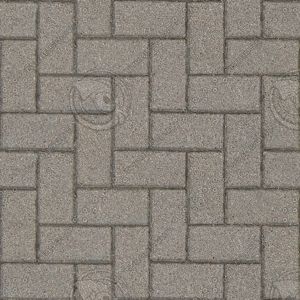 Sidewalk texture map