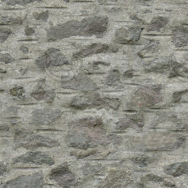 WTX028 granite stone wall blocks