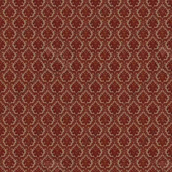 WP006 flock wallpaper texture